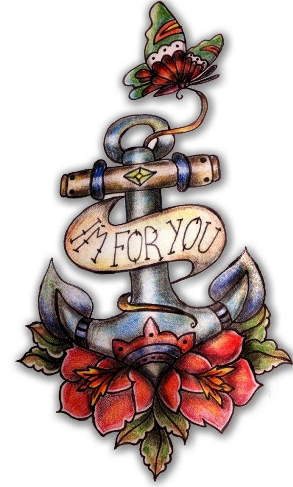 Idee tatuaggi Old School per lei (Foto)   Stylosophy