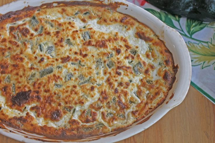 Creamy Goat Cheese & Poblano Dip