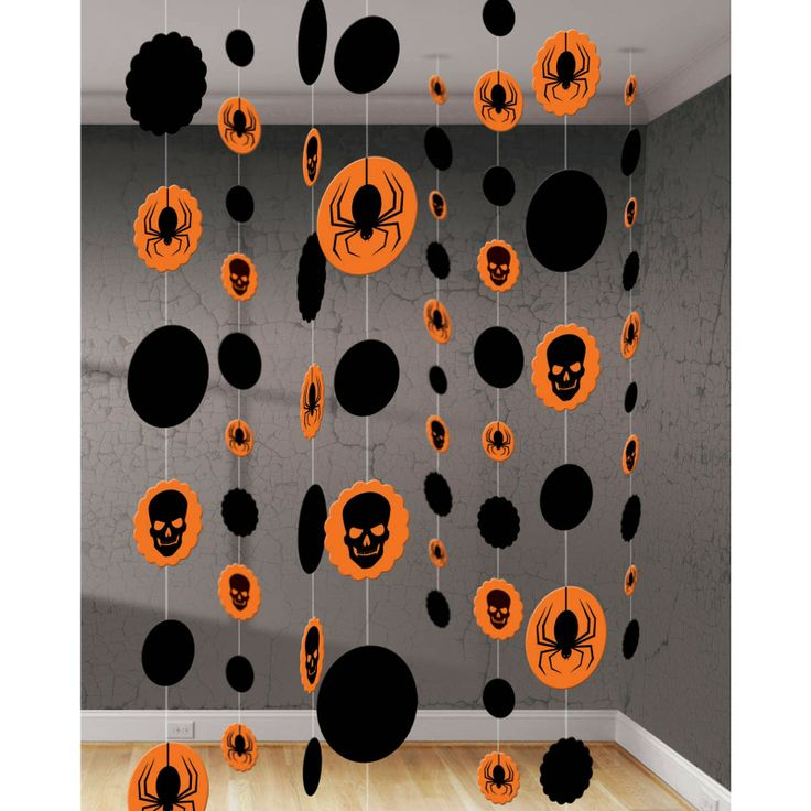 105 best halloween ideas images on pinterest halloween stuff happy halloween and halloween ideas - Halloween Hanging Decorations