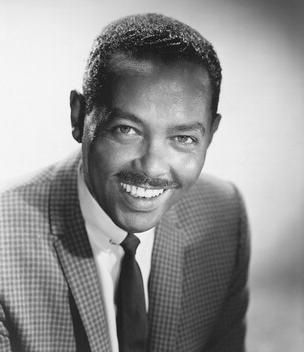 """Billy """"Mr. B"""" Eckstine (1914 - 1993) Jazz and bebop musician and singer, leader of the Billy Eckstine Orchestra, hits include """"Prisoner of Love"""" and """"My Foolish Heart"""""""