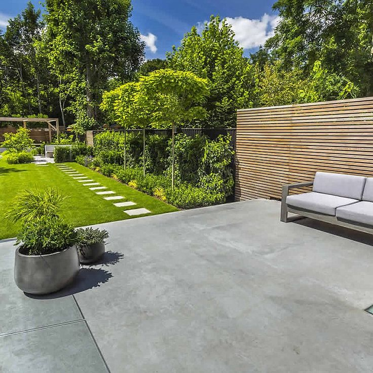 25 best ideas about Contemporary Garden Design on