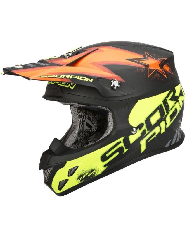 Il mio casco Motocross