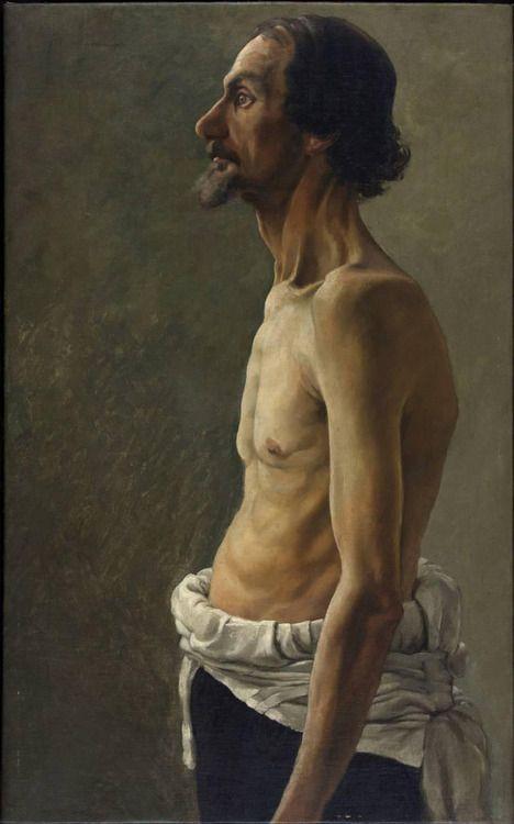 Csontváry Kosztka Tivadar önfestménye