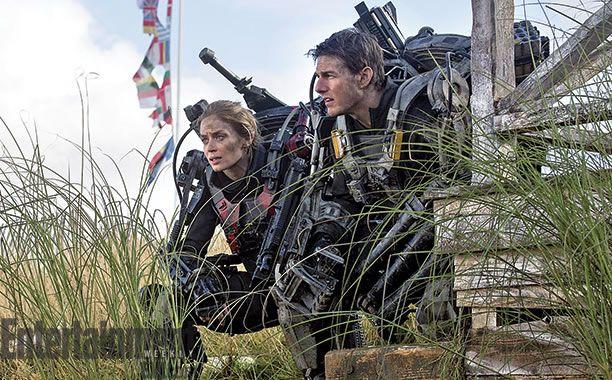 """""""All You Need Is Kill"""" com Tom Cruise ganha uma nova imagem http://cinemabh.com/imagens/all-you-need-is-kill-com-tom-cruise-ganha-uma-nova-imagem"""
