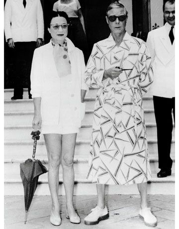 The Duchess of Windsor's Fashion Moments | Italy., Edward ...