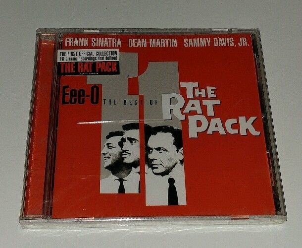 Frank Sinatra : Eee-O 11: the Best of the Rat Pack CD (2001) #TraditionalVocal