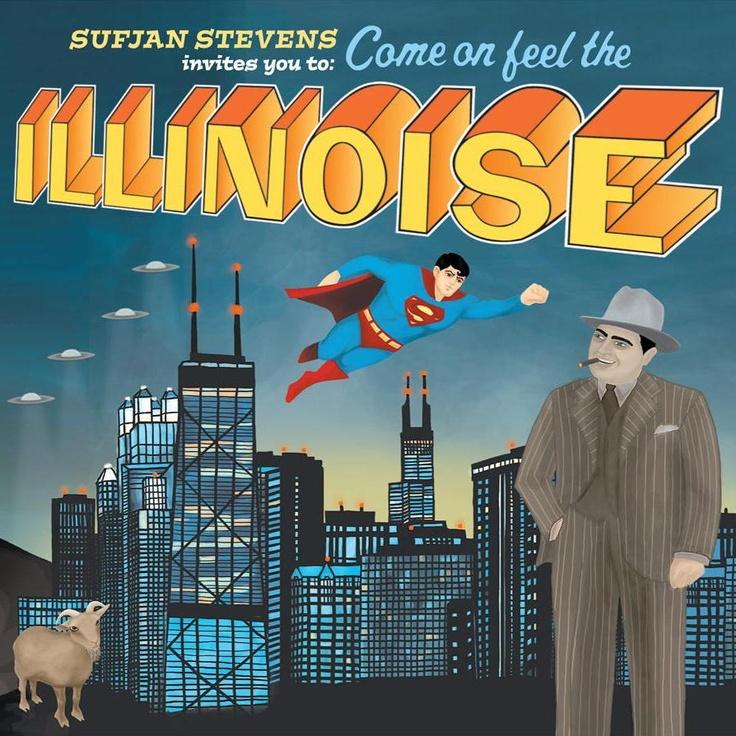 Buy Sufjan Stevens - Illinois - Rate Your Music | Sufjan ...