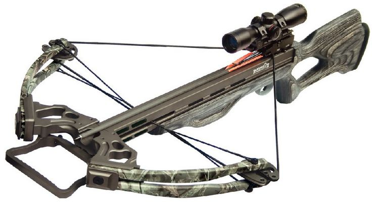 how to put together a barnett crossbow