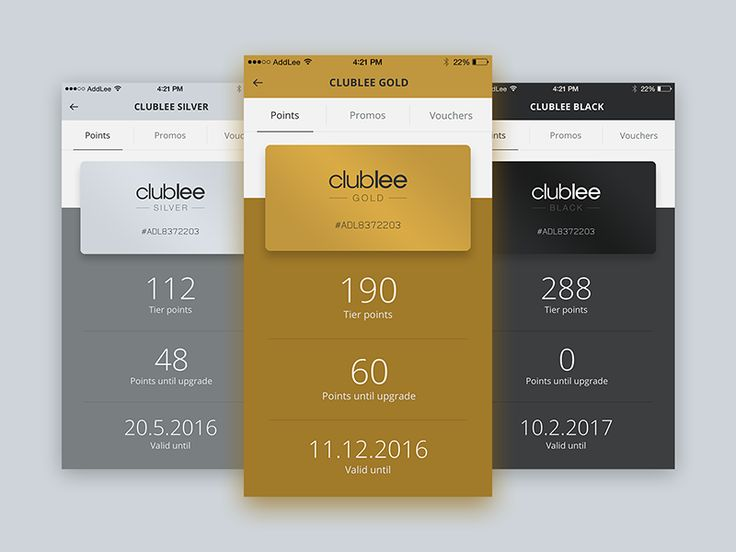 Clublee - Loyalty Scheme for Addison Lee