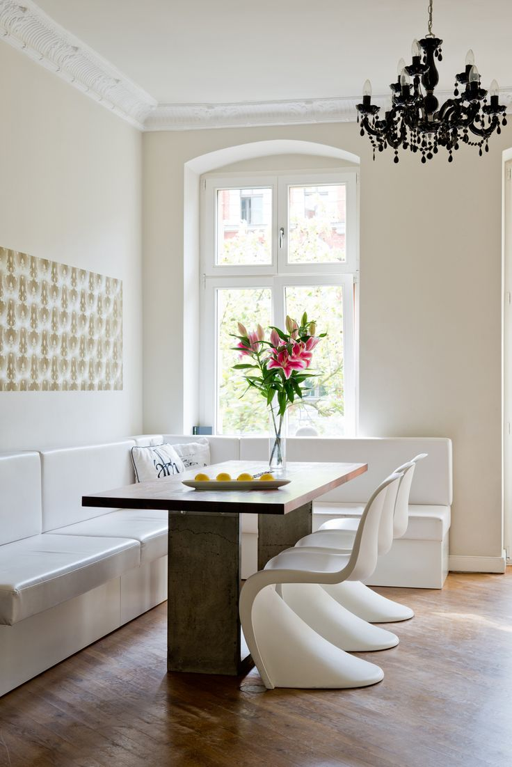 dining room in Berlin Prenzlauer Berg
