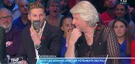 En direct dans TPMP, Matthieu Delormeau harcelé au téléphone par des dizaines d'inconnus (VIDEO)