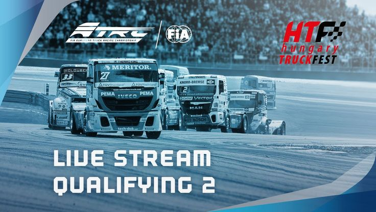 FIA ETRC Round 5 Hungaroring - Qualifying 2