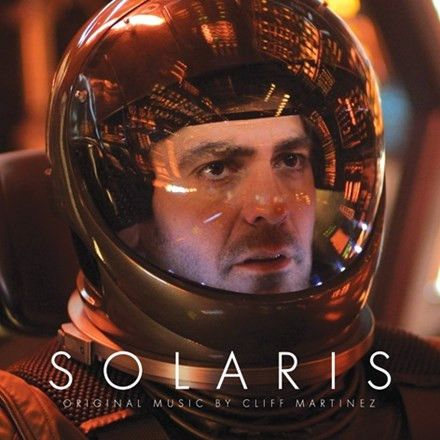 Cliff Martinez Solaris: Original Soundtrack Colored 180g Vinyl LP