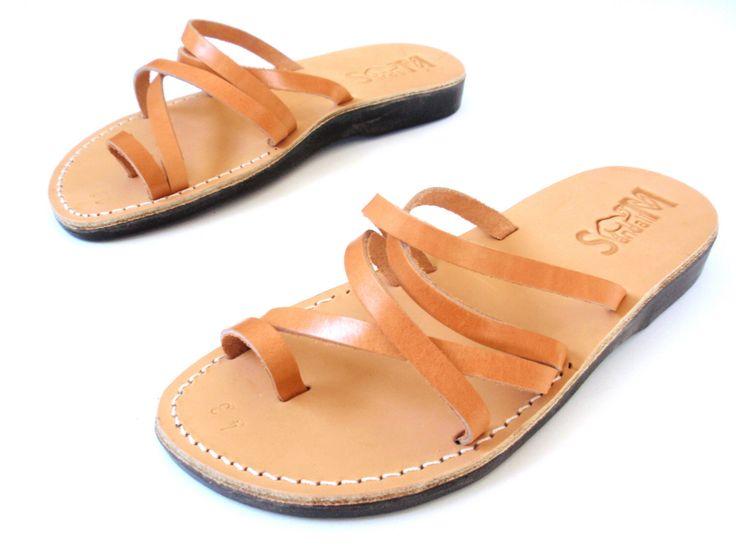 FIN De VENTA De VERANO  50% de descuento en tamaños seleccionados Nuevas sandalias de cuero con tirantes Zapatos para Mujeres de Sandalimshop en Etsy https://www.etsy.com/mx/listing/464199454/fin-de-venta-de-verano-50-de-descuento