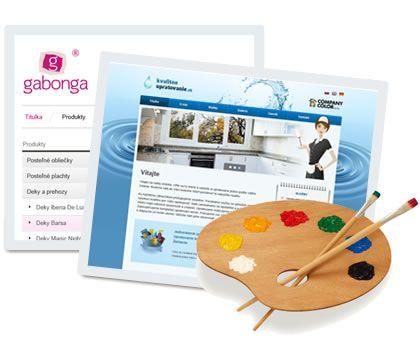 Stovky grafických designov v cene - tvorba web stránok od BiznisWeb.sk ponúka aj viac než 500 grafických designov zdarma. Vaše internetové stránky však môžu mať aj unikátnu grafickú šablónu - stačí nás kontaktovať! http://www.biznisweb.sk/support