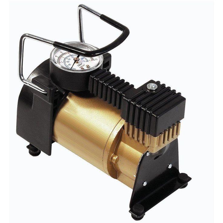 Kompressor 12V Luftkompressor 10 Bar Druckluft Luftpumpe Pumpe Minikompressor in Heimwerker, Elektrowerkzeuge, Kompressoren | eBay!