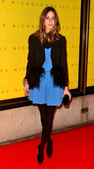Olivia Palermo Photos  - Victoria Beckham Launches Her Line at Harvey Nichols in London - Zimbio