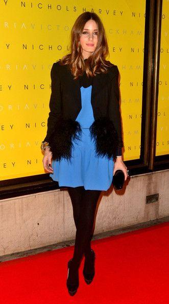 Olivia Palermo Photos  - Victoria Beckham Launches Her Line at Harvey Nichols in London - Zimbio