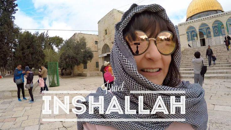 O LUGAR MAIS SAGRADO DO MUNDO  | OLD CITY - JERUSALÉM - ISRAEL | DANI N...