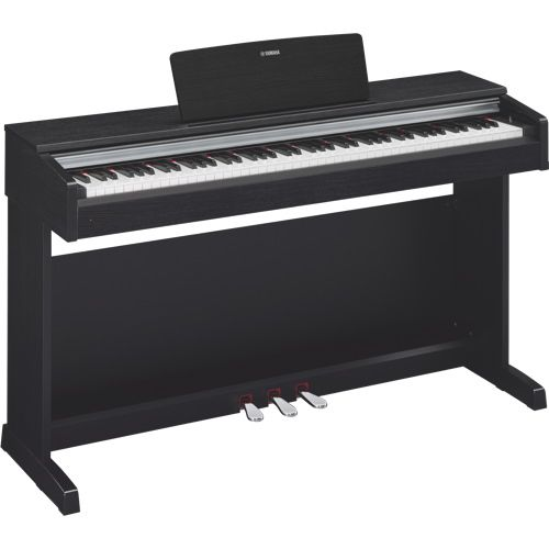Yamaha 88-Key Digital Piano (YDP142 B) - Black. Have to keep up with lessons! #SetMeUpBBY