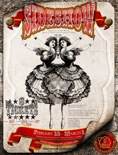 dark circus side show - Google Search