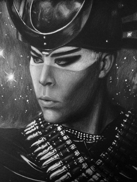 luke steele from the band empire of the sun