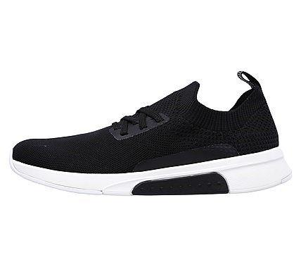 Mark Nason Skechers Men's National Memory Foam Sneakers (Black)
