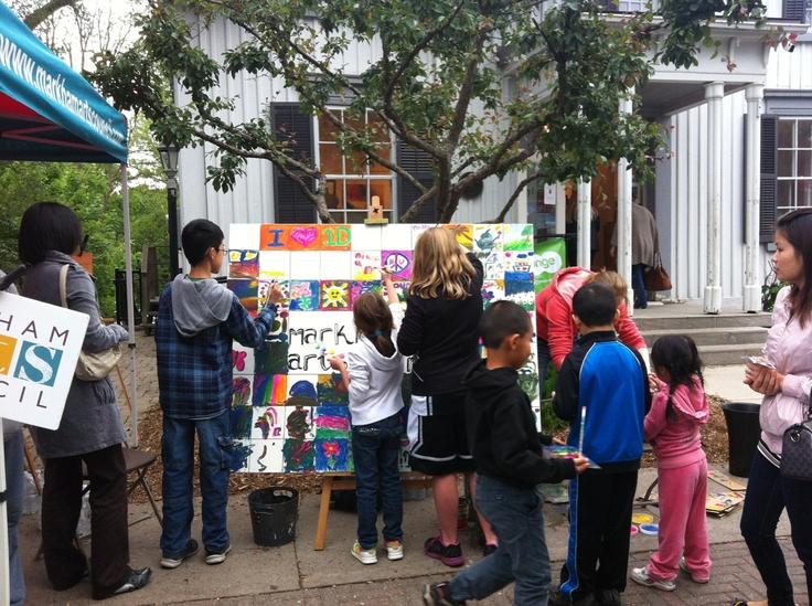 Unionville Festival - Paintlounge