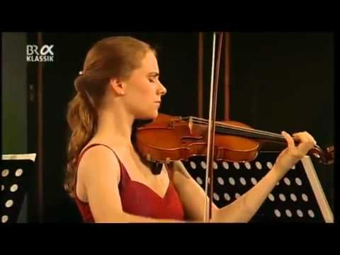 """Vivaldi The four seasons - Winter - Julia Fischer- 13 mins. play while students """"ice skate"""" on wax paper squares"""