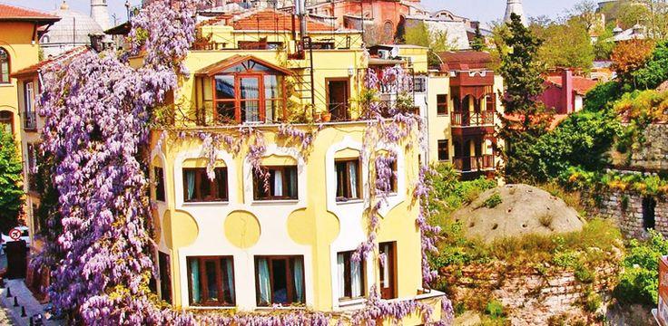 Hotels In Istanbul –Empress Zoe. Hg2Istanbul.com.