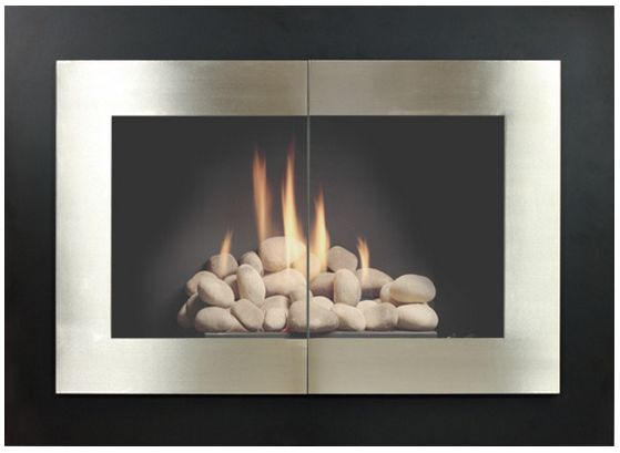 Modern fireplaces and Modern fireplace mantels