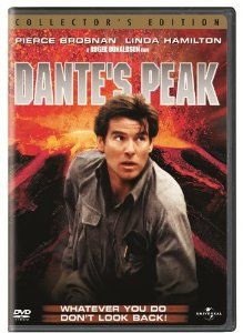 Amazon.com: Dante's Peak - Collector's Edition: Pierce Brosnan, Linda Hamilton, Charles Hallahan, Grant Heslov, Elizabeth Hoffman, Jeremy Fo...