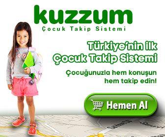 Kuzzum.com' dan yapılan çocuk takip sistemi alışverişinde 10 TL indirim sağlayan kupon kodudur.