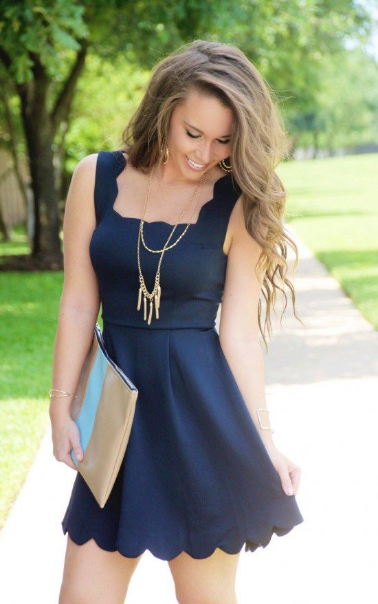 super cute...might even be able to pull this off as a non-formal dress! :)