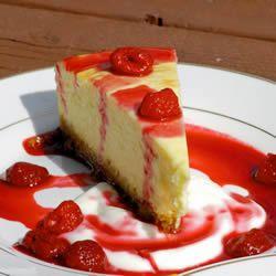 Le gâteau au fromage de Mary @ http://qc.allrecipes.ca