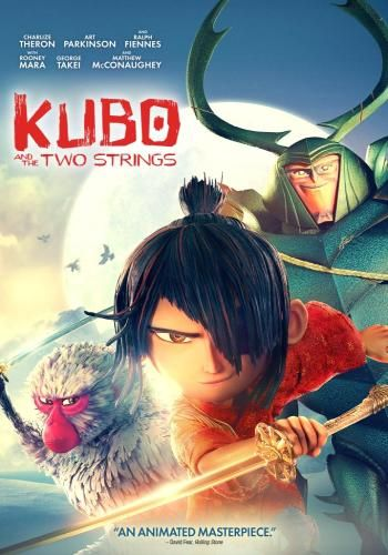 Kubo and the Two Strings for Rent, & Other New Releases on DVD at Redbox