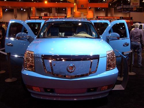West Tx Car Show