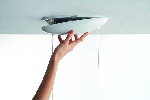 Svítidlo závěsné 43992/31/16, stropní svítidlo #ceiling #led #diod #hitech #safeenergy #lowenergy #philips