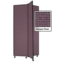 5 3 4 Ft Tall In 3 Panels Mobile Display Tower Partition More Colors