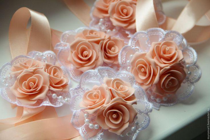 Купить Браслеты подружек невесты - браслет подружки невесты, браслет для подружек, свадебные аксессуары