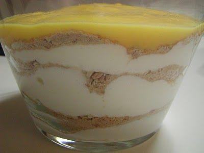 "Cream From Heaven - ""Natas Do Céu"" portuguese desert recipe"