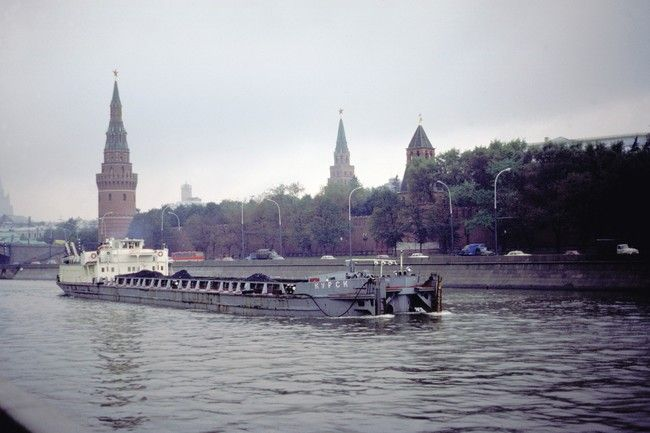 4. Apparently, Hitler's game plan for Russia was to turn the entire city of Moscow into a lake.