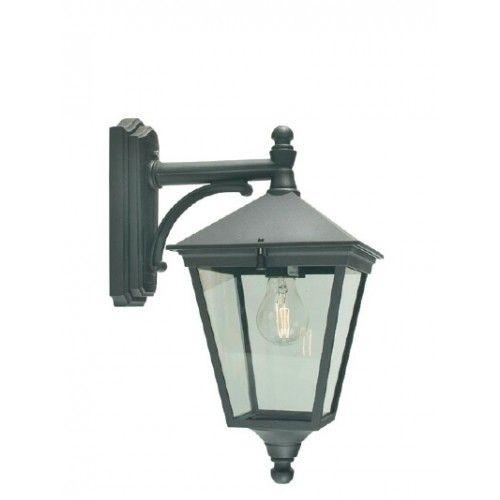Vägglampa Norlys London Vägg Ned Svart | StayHome.se