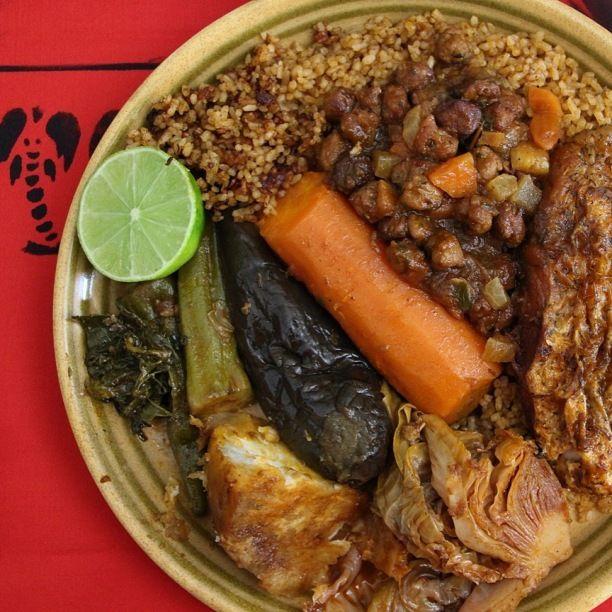 Les 25 meilleures id es concernant plat senegalais sur pinterest recette senegalaise filet de - Recette de cuisine senegalaise ...