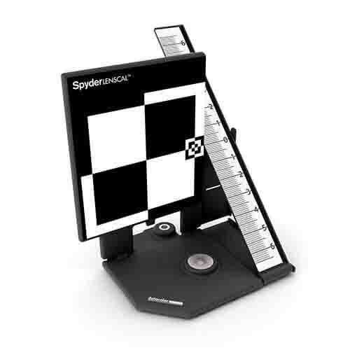 Datacolor Spyder LensCal - How to Calibrate your lenses
