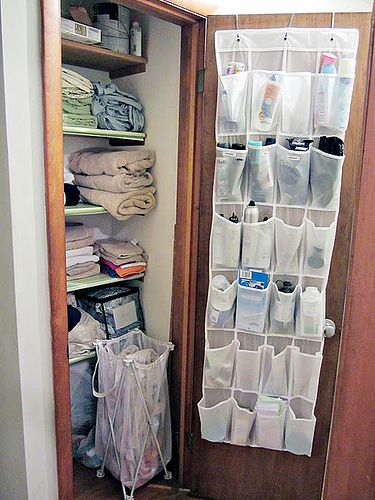 Organize Apartment Closet - TheApartment