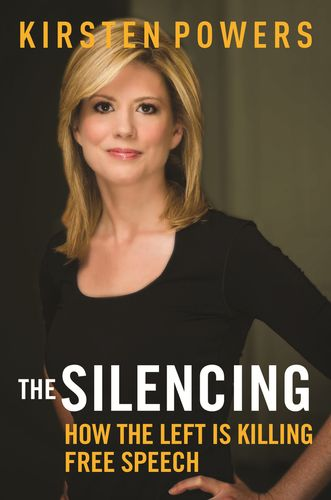 Are liberals finally coming to grips with the PC police mentality that is eroding the First Amendment they've used to strip others of their own First Amendment rights? Self proclaimed liberal and author Kirsten Powers seems to think so according to her new book titled, 'The Silencing: How the Left is Killing Free Speech.'