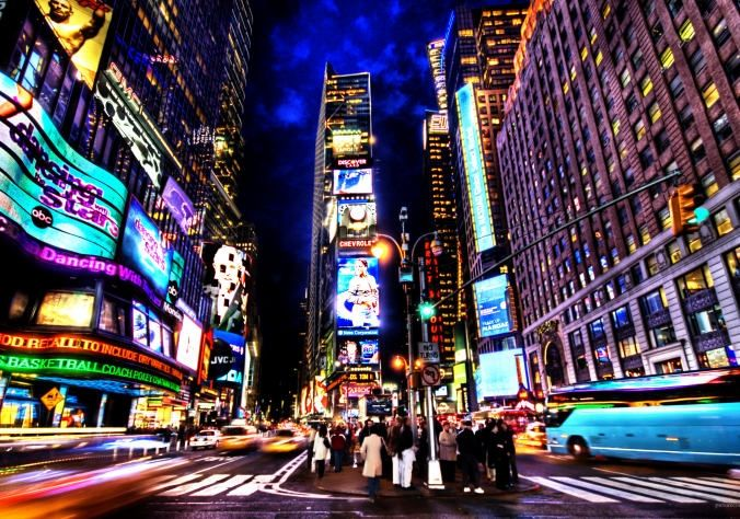 New York, Times Square | The Places I've Been | Pinterest ...