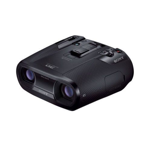 [Sony] DEV-50V 3D Handy Camcorder Binoculars 25x MAG Rainproof (Ship to US only)