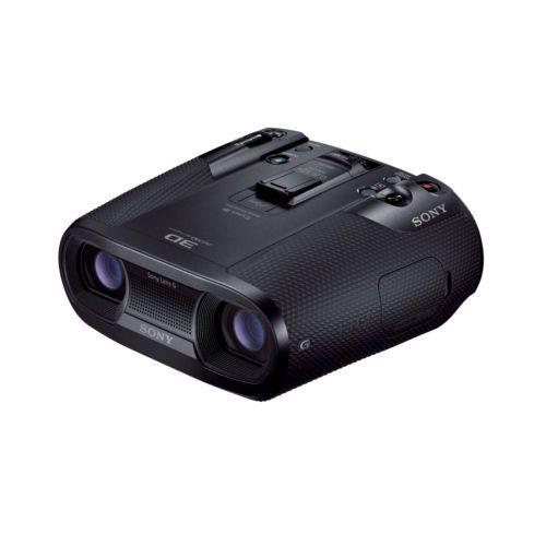 [Sony] DEV-50V 3D Handy Camcorder Binoculars 25x MAG Rainproof (Ship to US only)